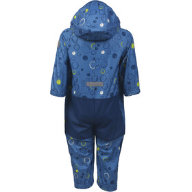 Color Kids Tajo Mini Softshell Coverall Kids Jeans Blue
